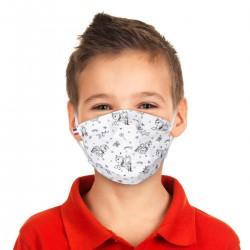 Masque barrière enfant...