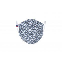 Masque barrière enfant motifs 17 - lavable et réutilisable 50 lavages - Catégorie 1