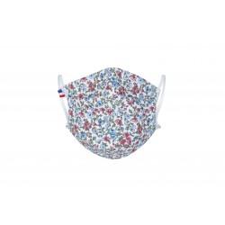 Masque barrière enfant motifs 1 - lavable et réutilisable 50 lavages - Catégorie 1