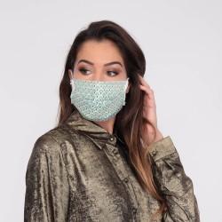 Masque barrière motifs 14 - lavable et réutilisable 50 lavages - Adultes - Catégorie 1