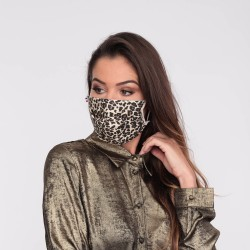 Masque barrière motifs 19 - lavable et réutilisable 50 lavages - Adultes - Catégorie 1