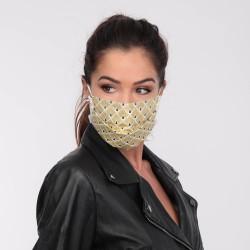 Masque barrière motifs 26 - lavable et réutilisable 50 lavages - Adultes - Catégorie 1