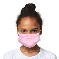 Masque barrière enfant motifs 32 - lavable et réutilisable 50 lavages - Catégorie 1
