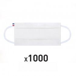 Lot de 1000 masques...