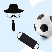 Match de la France demain, Fête des pères dimanche, c'est un beau weekend qui s'annonce ! 🇫🇷⚽🧔  Pour pouvoir tout célébrer en toute tranquillité, protégez-vous ! 😷  ➡️ www.lebeaumasque.fr Livraison GRATUITE