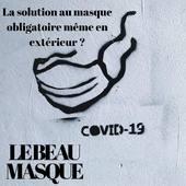 Adoptez les bons réflexes... en beauté🌻 avec Le Beau Masque  . . . #lebeaumasque #covid19 #covid #masques #masquebarriere #monbeaumasque #paris #masque #protection #health #sante #norisk #fashion #style