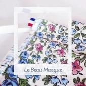 Beau, c'est le mot !  Profitez de nos offres pour arborer nos plus beaux masques 🤩  🌷Livraison gratuite 🌷5 masques pour le prix de 4  Vite, le déconfinement arrive ! 😃 ➡️ www.lebeaumasque.fr  #masque #tissu #couleur #protection #catégorie1 #beau