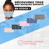 Hey ! 👋   On a une bonne nouvelle pour vous : tous nos masques enfants de catégorie 1 sont en stock ! 😃  Alors profitez de notre large choix de masques lavables et réutilisables ! 👍  Commandez ici et profitez de la livraison offerte 👉 https://www.lebeaumasque.fr/15-masques-enfants  #masque #tissu #categorie1 #protection #madeinfrance #livraisonofferte