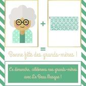 Que vous l'appeliez Mamie, Mamou, Maminou, Mémé, Mounette ou autres doux petits noms aux origines variées... Ce dimanche 7 mars c'est la fête des grands-mères ! 💐  IDÉE 🎁 OFFREZ-LUI un Beau Masque, et surtout, quand vous allez la voir, portez le vôtre !  C'est ici 👉🏼 www.lebeaumasque.fr (Profitez-en, la livraison est gratuite et il est encore temps ! 🚚)  #fetedesgrandsmeres #famille #protection #lebeaumasque #covid_19 #cadeau #masque