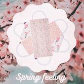 Un beau ciel bleu, des #fleurs qui pointent le bout de leur nez... Ça fait du bien ! Ne reste qu'à continuer à appliquer les #gestesbarrières et porter son masque pour en profiter 🏵️  Découvrez où redécouvrez nos masques aussi colorés que le temps d'aujourd'hui, et nos #promotions en cours ! ➡️ www.lebeaumasque.fr  #masque #tissu #protection #motifs #couleur #promo #printemps